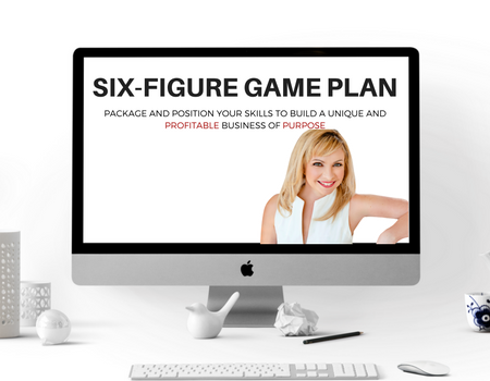 Six figure game plan with Samantha Riley