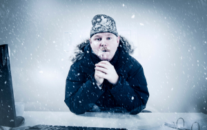 Is Fear Freezing You In Your Tracks?