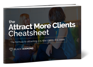 The Attract More Clients Cheatsheet v1